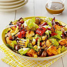Grilled Chicken Salad   MyRecipes.com