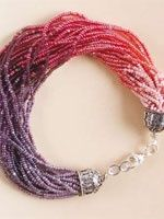 DIY Beaded Bracelets | Beaded Jewellery Diy / How to Make Bracelets: 6 Free Beaded Bracelet ...