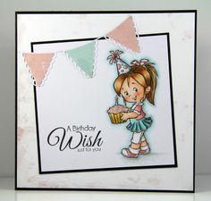 Stamping Still: CC Designs Birthday Blog Hop - Cupcake Nancy