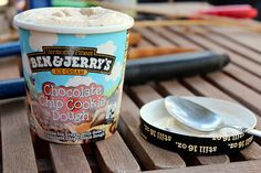 """Everyone in my family loves Ben and Jerry's Ice Cream""""! bucket list: try every ben & jerry's ice cream flavor"""