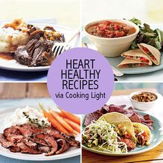 4 Recipes for a Healthy Heart: Beef