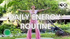 YOQI Qigong DAILY ENERGY ROUTINE - YouTube