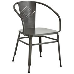 I don't know what it is about this chair but I just love it! - *A   Weldon Dining Chair - Gunmetal