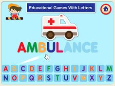 City Letters – Best Apps For Kids