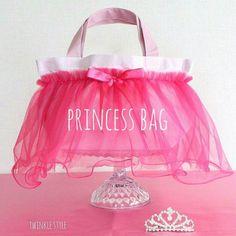 216円でプリンセスバッグを作る |埼玉・東京 キッズパーティープランナー Twinkle Styleのブログ