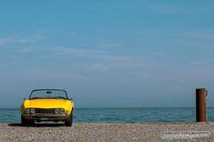 Heute machen wir Ferrari Friday kombiniert mit Fiat Friday! Im Fiat Dino schlägt nämlich ein Ferrari-Herz. ❤️  © Balz Schreier  #zwischengas #oldtimer #youngtimer #classiccar #classiccars #auto #car #cars #fiat #dino #ferrari