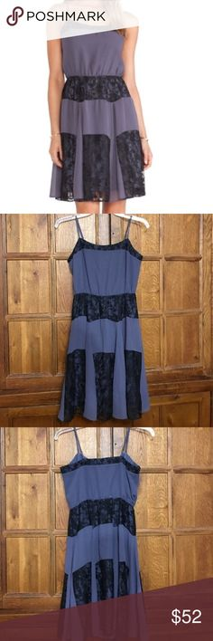 BCBGeneration Xs NWT Dress BCBGeneration NWT xs Dress in perfect condition. Color is vapor and 100% Polyester. Bust measures almost 15.5 but length will vary due to having adjustable straps. Make an offer! BCBGeneration Dresses