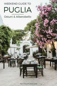 Weekend Guide to Puglia: Ostuni and Alberobello. What to do, where to eat and stay. #puglia #alberobello #ostuni