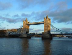 Tower Bridge itself is a pretty good example of a miracle !