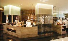 melt world cafe - 4/F Marina Square, Mandarin Oriental, 5 Raffles Ave. Singapore