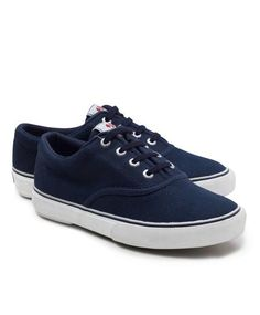 Iconic Superga® sneakers constructed of durable canvas with rubber sole. Lace-up. More Details Sports Footwear, Sports Shoes, Boys Shoes, Superga Sneakers, Modern Outfits, Canvas Sneakers, Vans, Lace Up, Loafers
