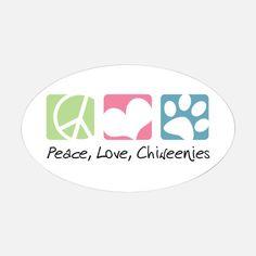 peace_love_chiweenies_decal.jpg (750×750)