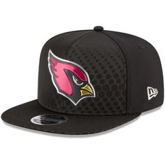 c80eb90f2 Men s Arizona Cardinals New Era Black 2017 Color Rush 9FIFTY Snapback  Adjustable Hat