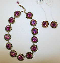 Jewelry set 1958-64 | French | The Metropolitan Museum of Art