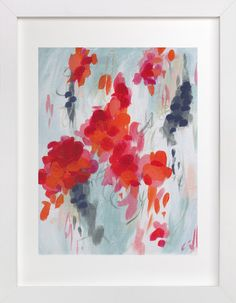 Poppies I by Iron Range Artery at minted.com