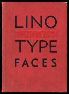 Linotype #specimen