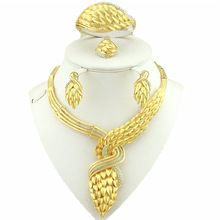 18k jewelry sets african necklace costume jewelry set nigerian wedding african beads jewelry set