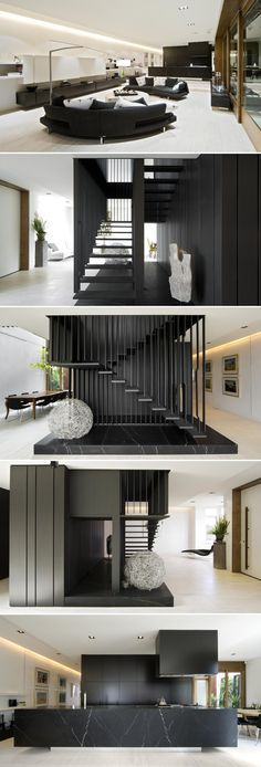 Middle Park House 2 by Chamberlain Javens Architects