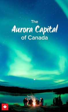 Ah, the Northern Lights are the kind of magic that dreams are made of. Nature's greatest natural light show leaves every witness in awe, so it's no wonder that seeing the Aurora Borealis is at the top of so many bucket lists. Yellowknife in Canada's Northwest Territories is one of the best places on Earth to witness this awe-inspiring wonder.   @Explore Canada