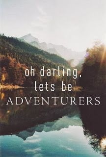 lets be adventurers #travel #adventure