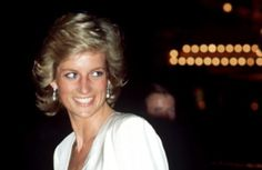 Princess Diana  Such a beautiful picture