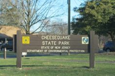 Cheesequake,New Jersey | about the park cheesequake state park new jersey department of ...