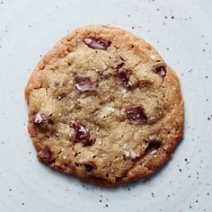 Chocolate Chunk Cookie for One | Food