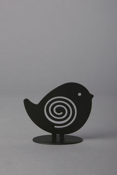 Little Birdy Hold Me paper clip holder