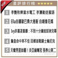 晚間最夯星評新聞-2014.10.31