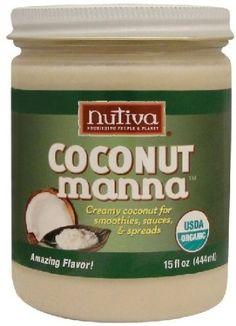 Amazon.com: Nutiva - Organic Coconut Manna - 15 oz: Health & Personal Care