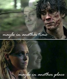 Maybe someday, they will finally be together. So far, the timing has never been right. </3 #bellarke #bellarkecom #bellarkeedit #the100 #bellamy #bellamyblake #clarke #clarkegriffin