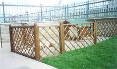 un altro recinto per cani!