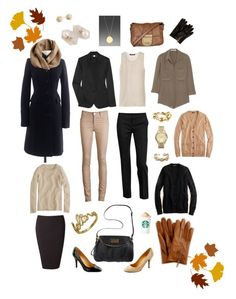 Fall Wardrobe by autumn85 on Polyvore featuring T By Alexander Wang, J.Crew, Roberto Cavalli, STELLA McCARTNEY, D&G, Acne Studios, Marc by Marc Jacobs, MICHAEL Michael Kors, Gorjana and Disney Couture