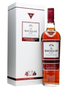 Macallan Ruby / The 1824 Series Scotch Whisky : The Whisky Exchange