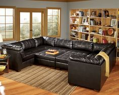 24 Best Sectionals Images Leather Sectional Sofas