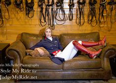 "Grand Prix #Dressage rider Caroline Roffman looking stunning in @EQUILINEAmerica and Style My Ride's Vincero #boots In the Gallery ""In-tact"" Photographer, Erin Wheeler, Erin Michelle Photography Hair and Make-up Darcy Goicochea."