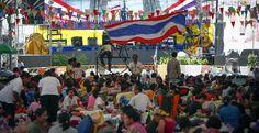 Thailand to tighten security as crisis deepens