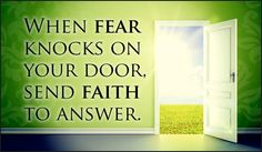 Free Fear and Faith eCard - eMail Free Personalized Church Family Cards Online