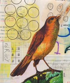 A Collage A Day: Learning To Draw