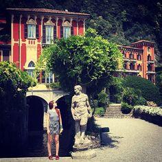 Lake Como, troppo bello ! @amazingvilladeste #como #italy #Vacation #beautiful #romantic #holiday #parmemarin #relaxing #vacay #Parmegetaway