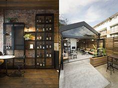 The Milton Restaurant by BiasolDesign Studio, Melbourne – Australia » Retail Design Blog