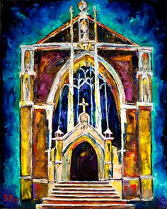 Ursuline Chapel by Becky Fos