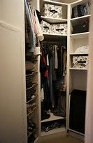 Image result for ikea corner closet organizer