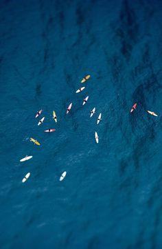 Surfers by Vincent Laforet