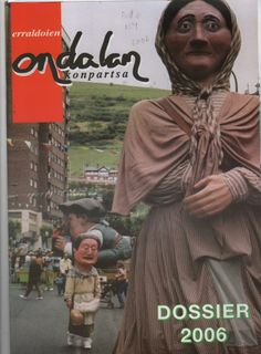 Dossier 2006  Ondalan Erraldoien Konpartsa