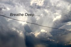 Breathe DEEP: by YES Psychology & Consulting. photo taken by Kash Thomson. www.yespsychology.com.au