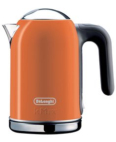 De'Longhi kMix DSJ04 Tea Kettle, Electric - Electrics - Kitchen - Macy's