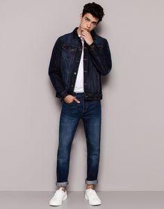 Xavier Serrano for the Fall 2014 Lookbook of Pull & Bear