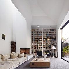 #分享Instagram# [ architecture ] House 3, Balaclava, VIC via @coyyiontis architects