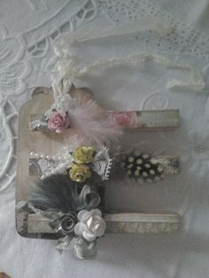 altered clothes pins | Altered Clothespins*